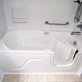 Walk-In Tub Access
