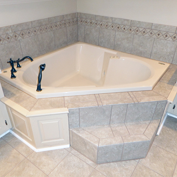 Custom Designed Bathrooms